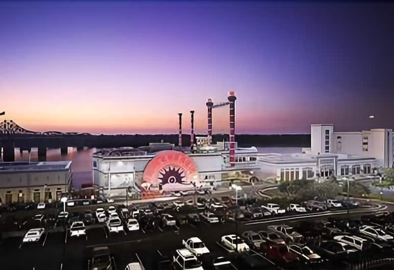 Ameristar Casino Hotel Vicksburg, Vicksburg, Pemandangan Aerial