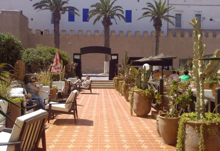 Le Mechouar Darna, Essaouira, Teras/Veranda
