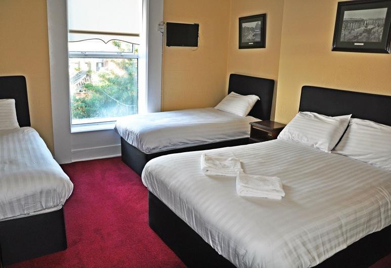 リンドン ハウス, ダブリン, 4 人部屋, 部屋