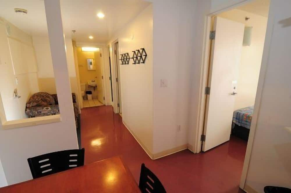Kamar, 1 Tempat Tidur Double, kamar mandi umum - Area Keluarga