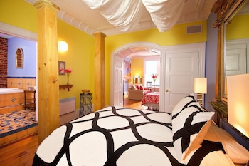 Picture of Petite Auberge Les Bons Matins B&B in Montreal