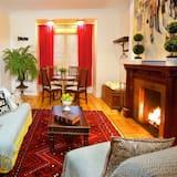 Apartament rodzinny typu Suite, Wiele łóżek, wanna z hydromasażem - Powierzchnia mieszkalna