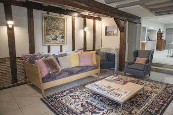 Mynd af Inter-hotel Chaptal í Amboise