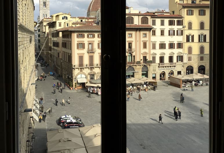 Soggiorno Antica Torre, Florence, Romantic Suite, 1 Double or 2 Single Beds, Ensuite, City View, Guest Room View