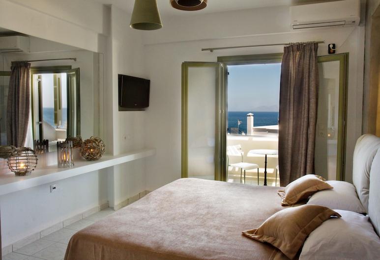 Studios Marios, Santorini, Deluxe Studio, Sea View, Room