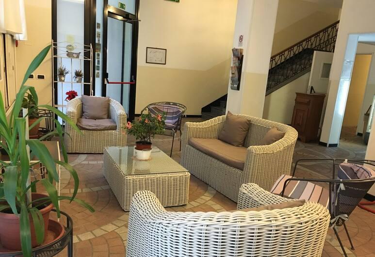 Hotel Nettuno, Mediolan