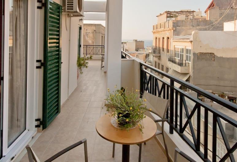 Ξενοδοχείο Mirabello, Ηράκλειο, Αίθριο/βεράντα