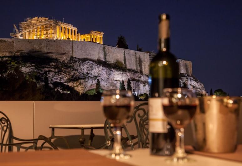 Acropolis View Hotel, Athènes, Bar de l'hôtel