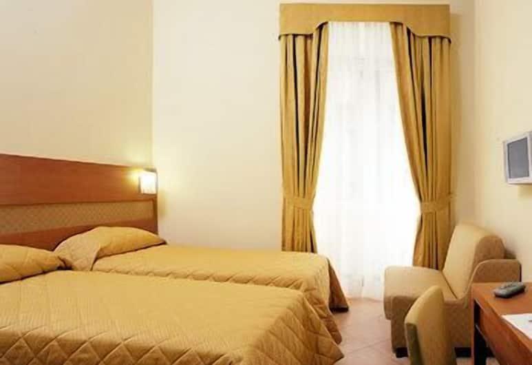 莫斯卡特羅酒店, 羅馬