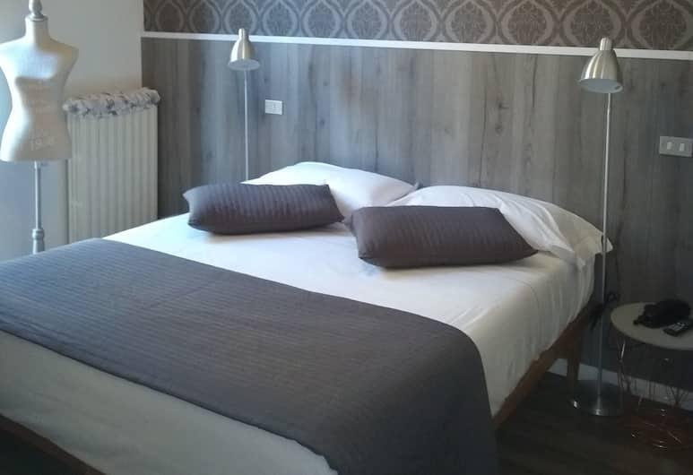 Hotel Malta, Milaan, Kamer, 1 twee- of 2 eenpersoonsbedden, Kamer