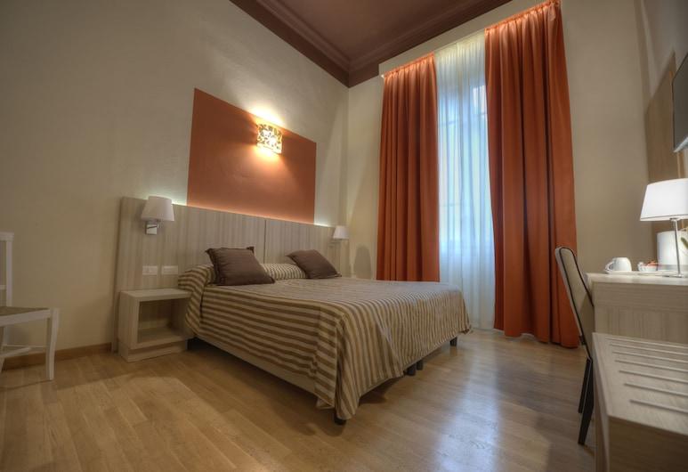 Repubblica Bed & Breakfast, פירנצה, חדר זוגי, חדר רחצה פרטי, חדר אורחים