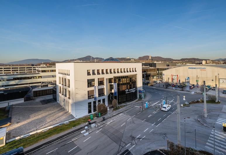 FourSide Hotel Salzburg, Salzburgo, Vista a la ciudad