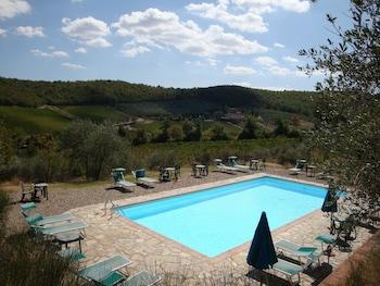 Foto del Hotel Le Vigne en Radda in Chianti