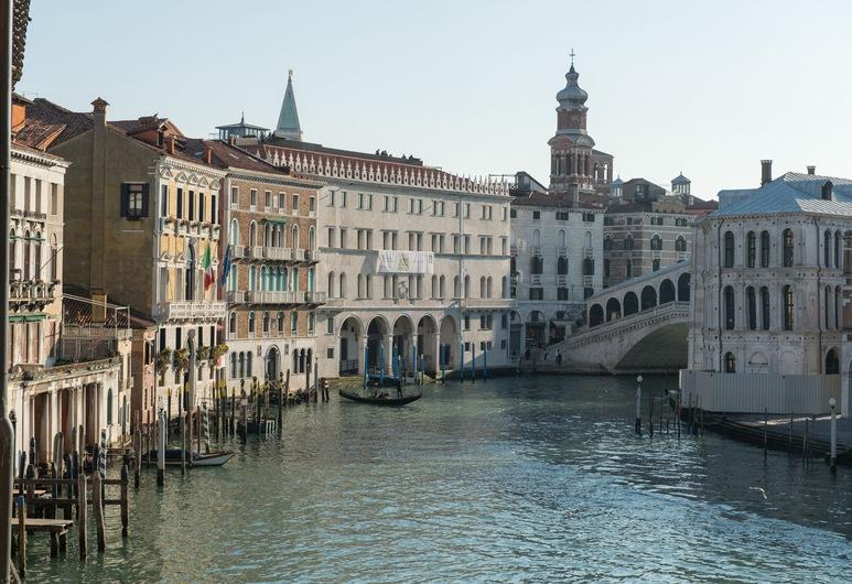 Locanda Leon Bianco on the Grand Canal, Veneza, Exterior