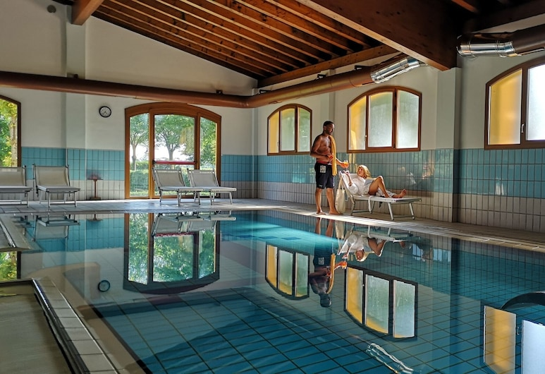 Sport Hotel All'Ancora, Meolo, Indoor Pool