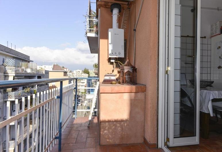 Abruzzese, Roma, Balkon