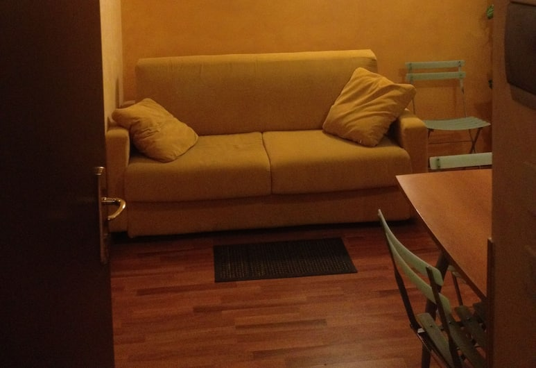 Le Petit Apartments, Rome, Apartment (for 2), Living Area
