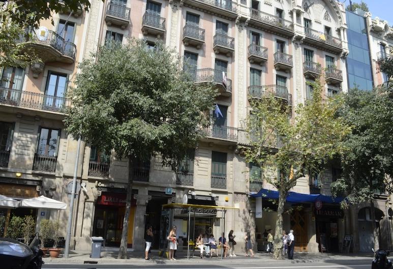 Ciudad Condal, Barcelona, Hotellfasad