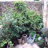 Superior-dobbeltværelse - Udsigt til gårdsplads