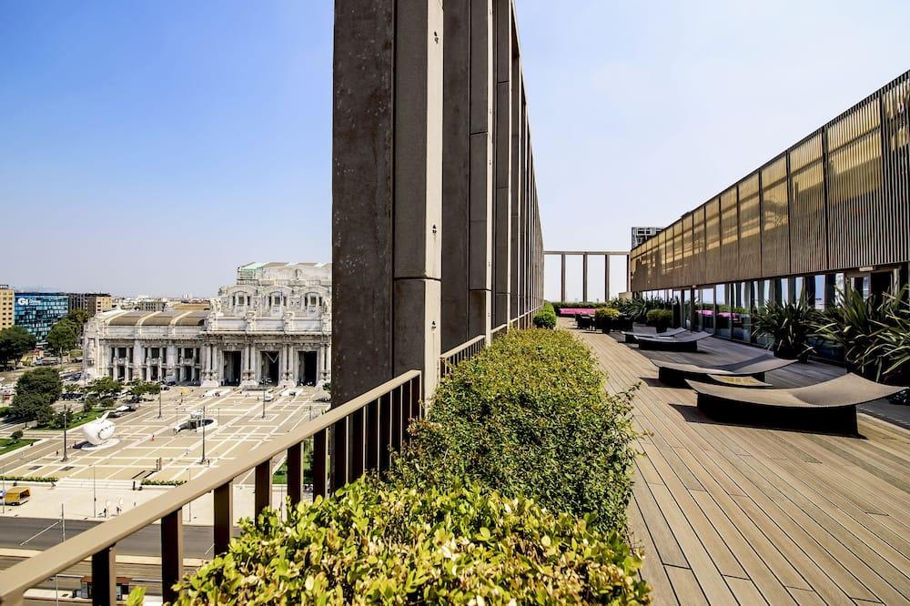 Suite (Double) - Terraza o patio