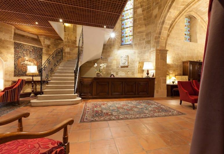 Hotel des Augustins, Aix-en-Provence, Vestibyle