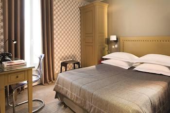Mynd af Hôtel Apollon Montparnasse í París