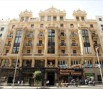 Φωτογραφία του Hospedium Hostal La Plata, Μαδρίτη