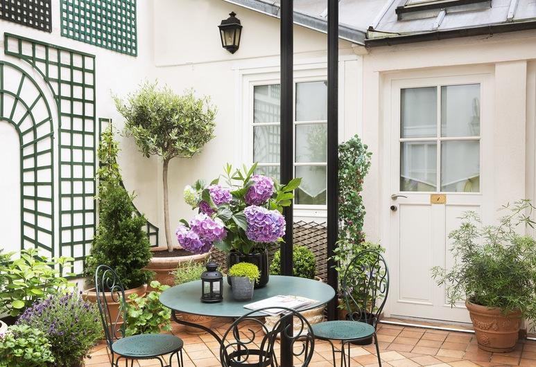 Hôtel Castex, Paris, Terrace/Patio