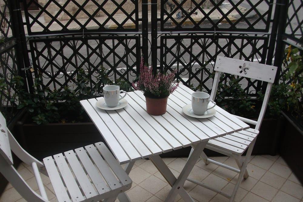 Habitación doble, terraza - Balcón