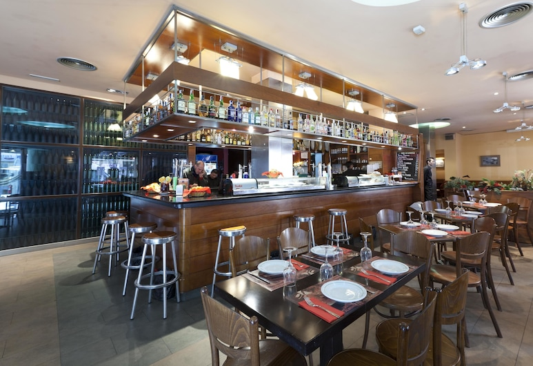 Hostal Matheu, Madrid, Bar del hotel