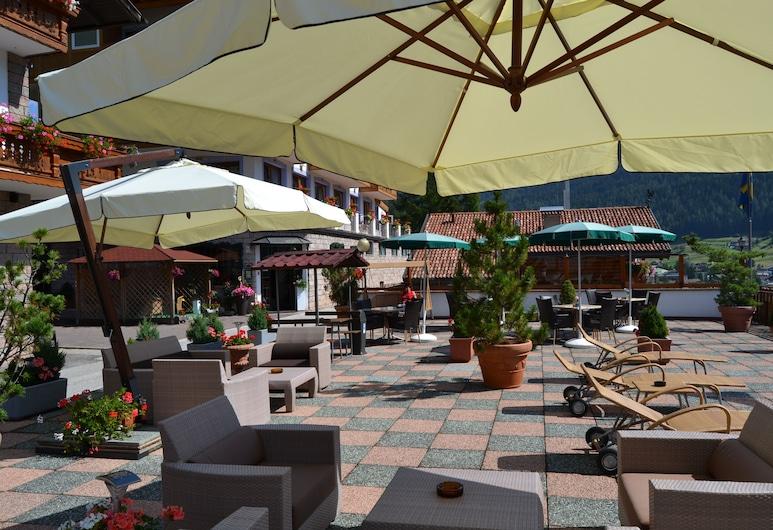 Monza, Moena, Terrace/Patio