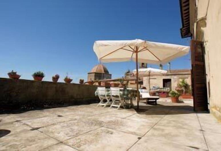 Camere Renzi, Volterra, Terraza o patio