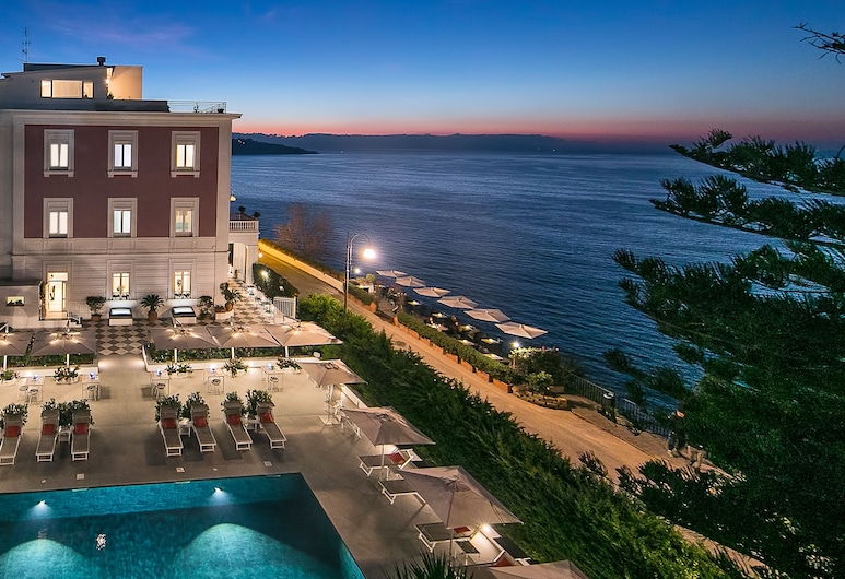 Hotel Villa Garden, Sant'Agnello, Terraza o patio