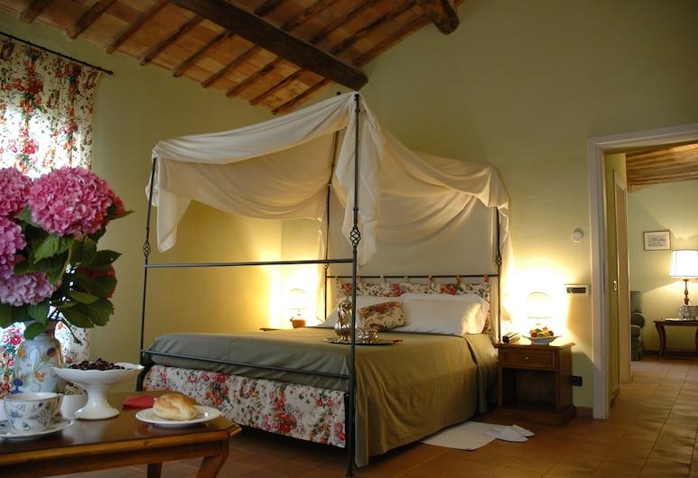 La Tana dell'Istrice, Civitella d'Agliano, Suite, Guest Room