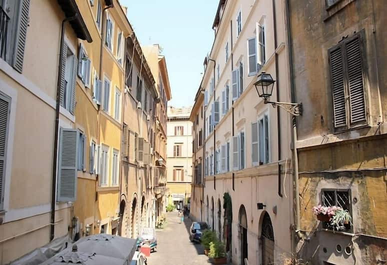 Residence Navonapt, Roma, Vista dalla struttura