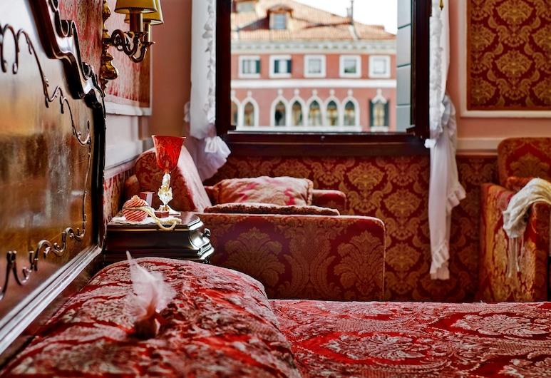 Antica Locanda Sturion - Residenza d'Epoca, Venedig, Junior-Suite, Ausblick (2 people, 3rd Floor, no lift ), Zimmer