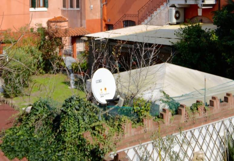 Alloggi Barbaria, Venice, View from Hotel