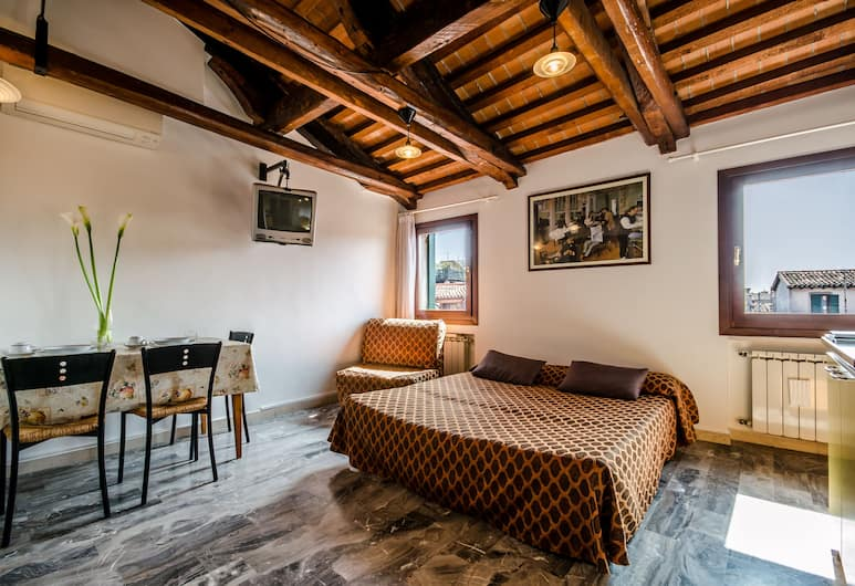 Hotel Ariel Silva, Venezia, Appartamento familiare, 2 camere da letto, Edificio separato, Camera
