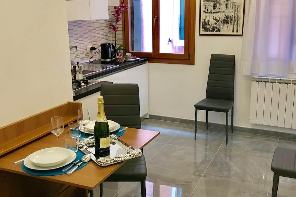 Junior studio suite, 1 spavaća soba, kuhinja, depandansa - Dnevni boravak