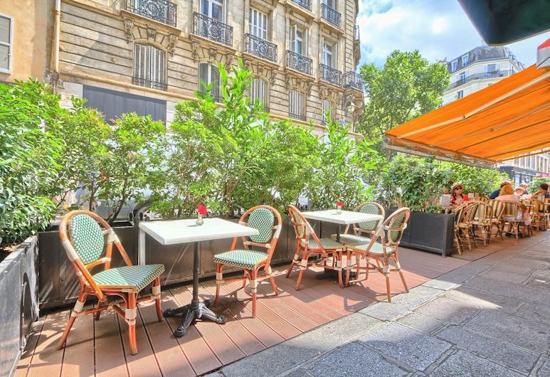 家美酒店, 巴黎, 陽台