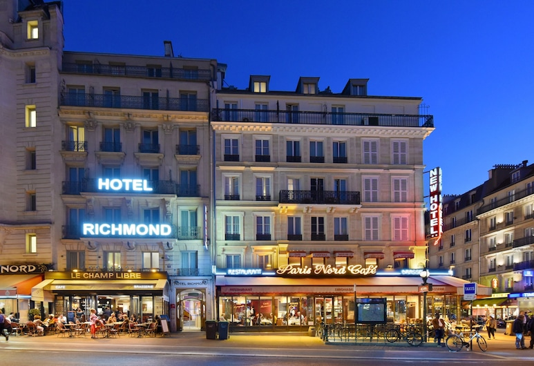 Hôtel Richmond, Paris