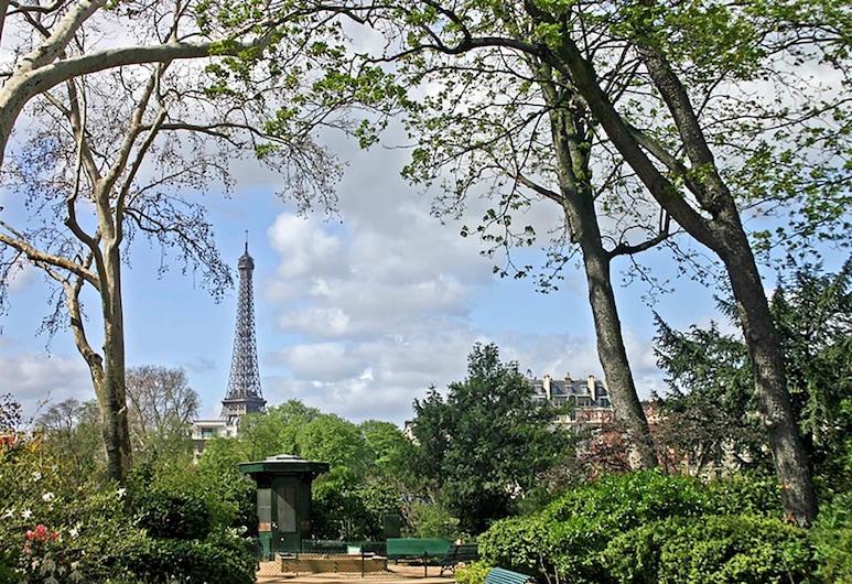 巴黎巴士底瑪萊斯美居酒店, 巴黎, 陽台