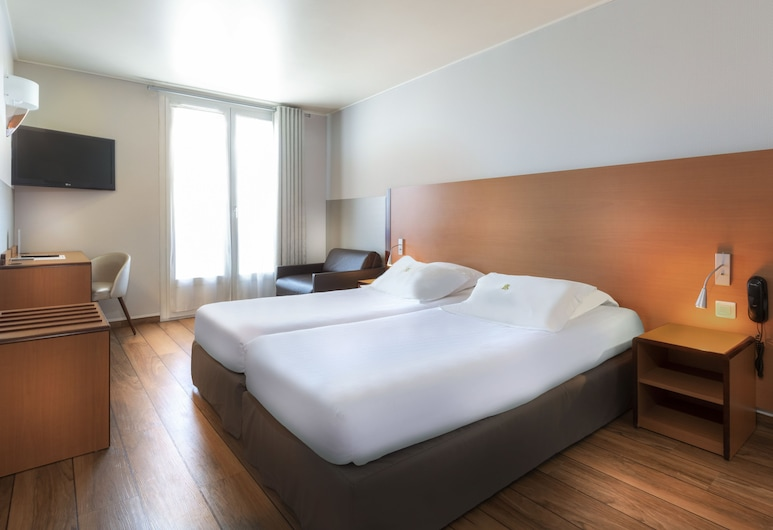 Hôtel du Lion, Paris, Twin Room (parisienne), Guest Room