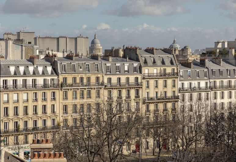 Hôtel du Lion, Paris, Tvåbäddsrum (parisienne), Utsikt från gästrum