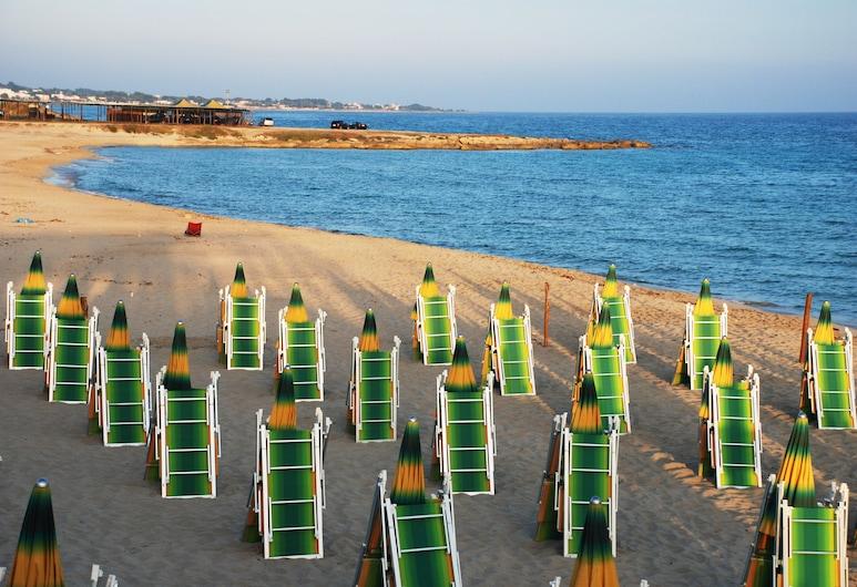 Tenuta del Barco, Taranto, Plaj