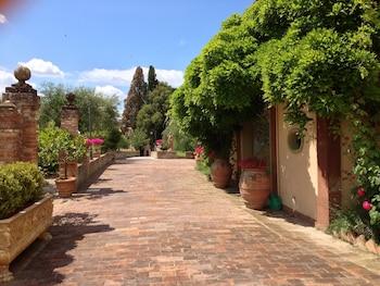 Fotografia do Palazzo di Valli em Siena