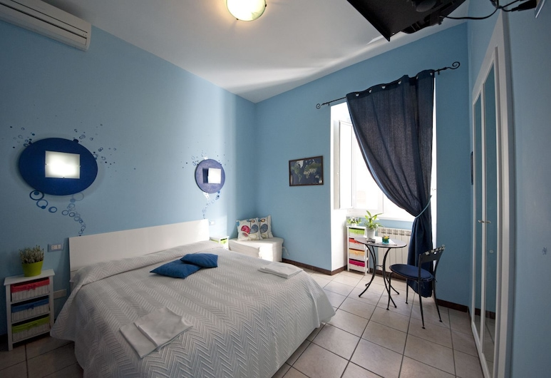 Bed and Breakfast Rhome86, Roma, Quarto Triplo, Quarto