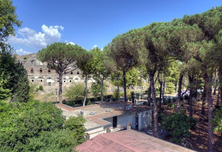 Hotel Vittoria, Pompeia, Quarto solteiro, Quarto