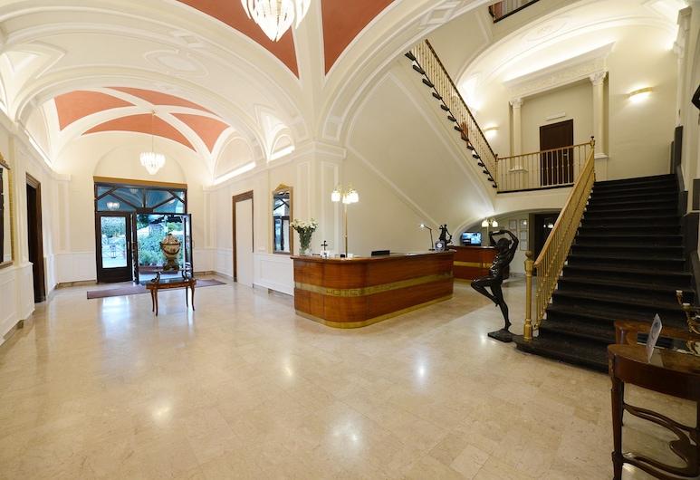 Hotel Vittoria, Pompeia