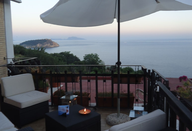 Mini Hotel, Pozzuoli, Terrace/Patio